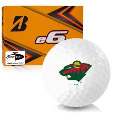 Bridgestone e6 Minnesota Wild Golf Balls