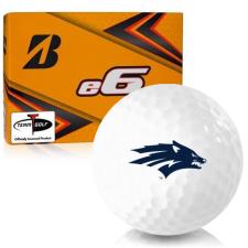 Bridgestone e6 Nevada Wolfpack Golf Balls