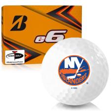 Bridgestone e6 New York Islanders Golf Balls