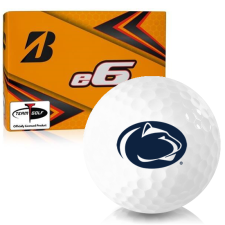 Bridgestone e6 Penn State Nittany Lions Golf Balls