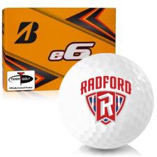Bridgestone e6 Radford Highlanders Golf Balls
