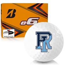 Bridgestone e6 Rhode Island Rams Golf Balls
