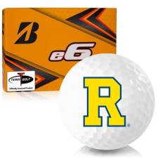 Bridgestone e6 Rochester Yellowjackets Golf Balls