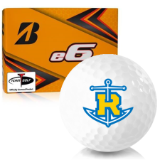 Bridgestone e6 Rollins Tars Golf Balls