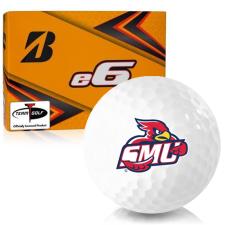 Bridgestone e6 Saint Mary's of Minnesota Cardinals Golf Balls