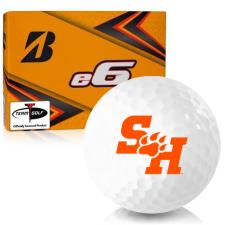 Bridgestone e6 Sam Houston State Bearkats Golf Balls