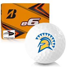 Bridgestone e6 San Jose State Spartans Golf Balls