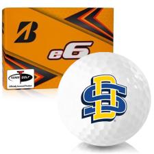 Bridgestone e6 South Dakota State Golf Balls
