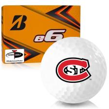 Bridgestone e6 St. Cloud State Huskies Golf Balls