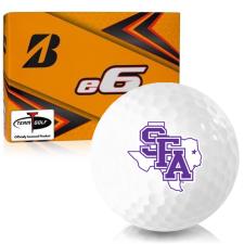 Bridgestone e6 Stephen F. Austin Lumberjacks Golf Balls