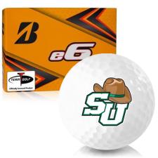 Bridgestone e6 Stetson Hatters Golf Balls