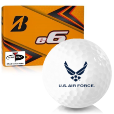 Bridgestone e6 US Air Force Golf Balls