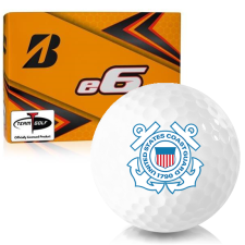 Bridgestone e6 US Coast Guard Golf Balls