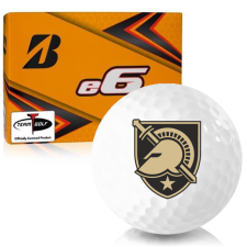 Bridgestone e6 Army West Point Black Knights Golf Balls