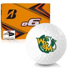 Bridgestone e6 William & Mary Tribe Golf Balls