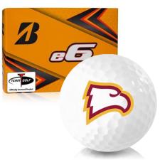 Bridgestone e6 Winthrop Eagles Golf Balls