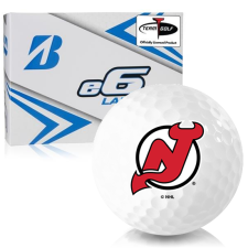 Bridgestone e6 Lady New Jersey Devils Golf Balls