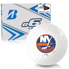 Bridgestone e6 Lady New York Islanders Golf Balls