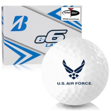 Bridgestone e6 Lady US Air Force Golf Balls
