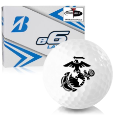 Bridgestone e6 Lady US Marine Corps Golf Balls