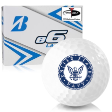 Bridgestone e6 Lady US Navy Golf Balls
