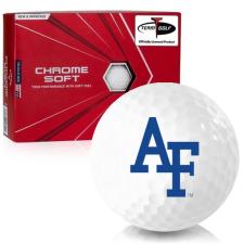 Callaway Golf Chrome Soft Air Force Falcons Golf Balls
