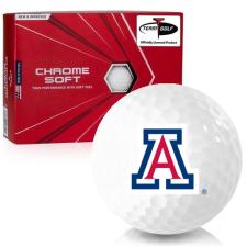 Callaway Golf Chrome Soft Arizona Wildcats Golf Balls