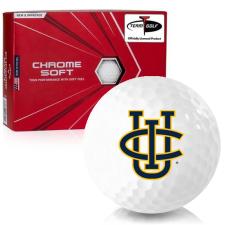 Callaway Golf Chrome Soft Cal Irvine Anteaters Golf Balls