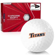 Callaway Golf Chrome Soft Cal State Fullerton Titans Golf Balls