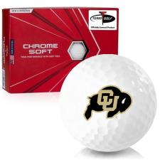 Callaway Golf Chrome Soft Colorado Buffaloes Golf Balls