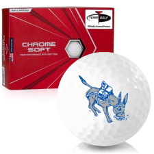 Callaway Golf Chrome Soft Colorado School of Mines Orediggers Golf Balls