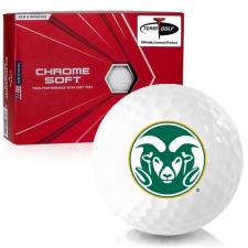 Callaway Golf Chrome Soft Colorado State Rams Golf Balls