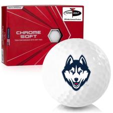 Callaway Golf Chrome Soft UConn Huskies Golf Balls