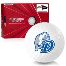 Callaway Golf Chrome Soft Drake Bulldogs Golf Balls