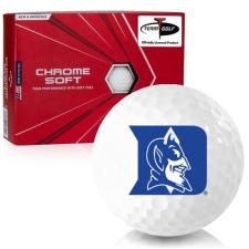 Callaway Golf Chrome Soft Duke Blue Devils Golf Balls