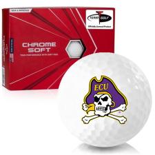 Callaway Golf Chrome Soft East Carolina Pirates Golf Balls