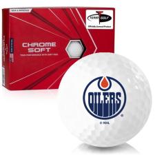 Callaway Golf 2020 Chrome Soft Edmonton Oilers Golf Balls