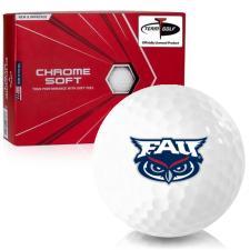Callaway Golf Chrome Soft Florida Atlantic Owls Golf Balls