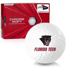 Callaway Golf Chrome Soft Florida Tech Panthers Golf Balls