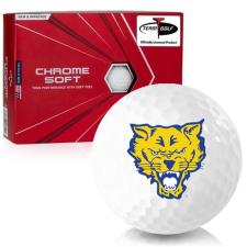 Callaway Golf Chrome Soft Fort Valley State Wildcats Golf Balls