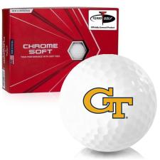 Callaway Golf Chrome Soft Georgia Tech Golf Balls