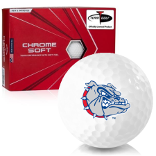 Callaway Golf Chrome Soft Gonzaga Bulldogs Golf Balls
