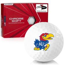 Callaway Golf Chrome Soft Kansas Jayhawks Golf Balls