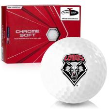 Callaway Golf Chrome Soft New Mexico Lobos Golf Balls