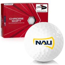 Callaway Golf Chrome Soft Northern Arizona Lumberjacks Golf Balls