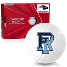 Callaway Golf Chrome Soft Rhode Island Rams Golf Balls