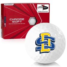 Callaway Golf Chrome Soft South Dakota State Golf Balls