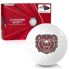 Callaway Golf Chrome Soft Southwest Missouri State Bears Golf Balls