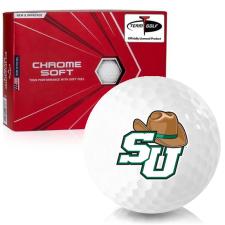 Callaway Golf Chrome Soft Stetson Hatters Golf Balls