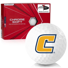Callaway Golf Chrome Soft Tennessee Chattanooga Mocs Golf Balls